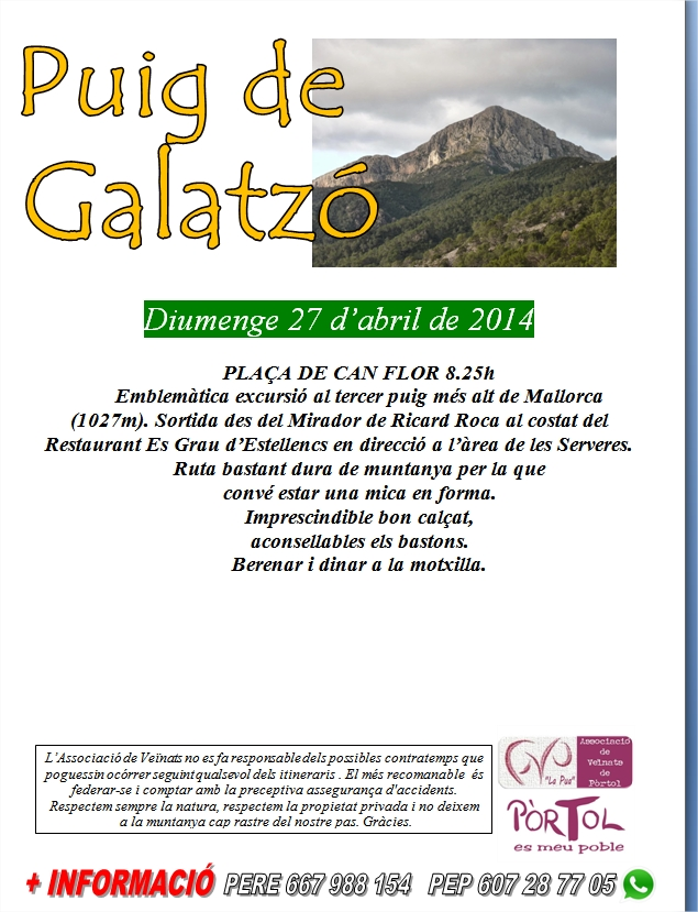 Puig de Galatzó