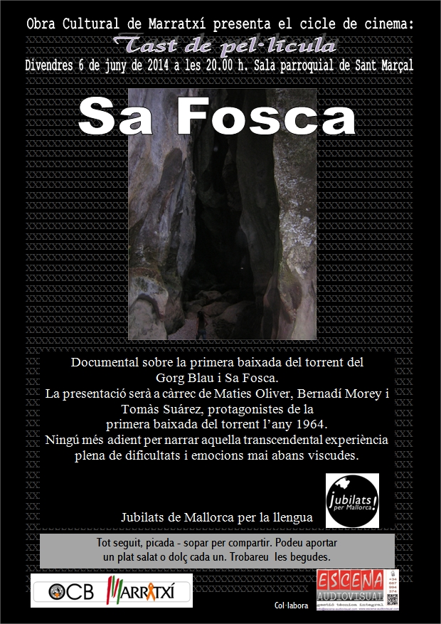 Cartell Sa fosca 06062014