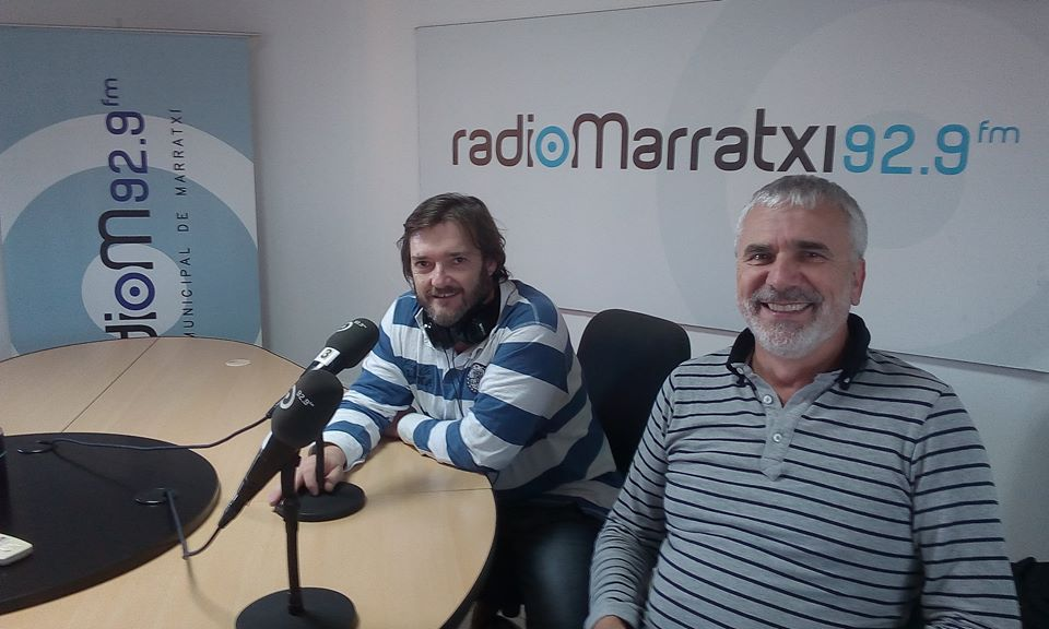 Xavier Ramis a Radio Marratxí