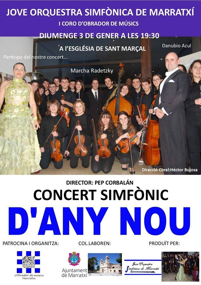 Concert Any Nou Sant Marçal