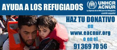 ACNUR amb els refugiats